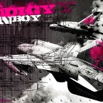 Fan Made Wallpaper by Brian Pope The Prodigy Fanboy Jetfighter 1440 x 900