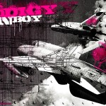 Fan Made Wallpaper by Brian Pope The Prodigy Fanboy Jetfighter 2880 x 1800 Retina
