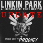 Linkin Park Tour Update