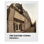Electric Cinema Tony Coleby Perfect Yellow
