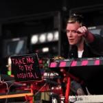Liam at Maxidrom Festival