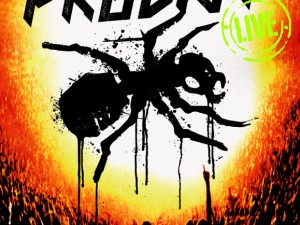 The Prodigy Worlds On Fire CD + DVD