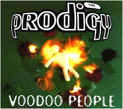 Voodoo People Single Cover