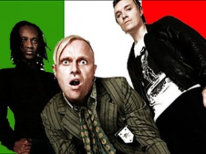 The Prodigy Live in Milano Italy
