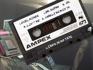 Liam Howlett Demo Tape given to Kean in 1990