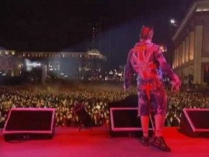 The Prodigy Live At Red Square, Moscow, Russia