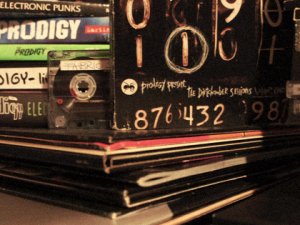 The History of The Prodigy Banner
