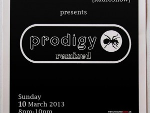 Generation X [Radio Show] Presents 'THE PRODIGY REMIXED'