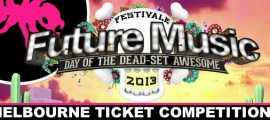 The Prodigy Fanboy Future Music Festival Ticket Competition