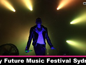 The Prodigy Future Music Festival Sydney Review by Danny, The Prodigy Fanboy