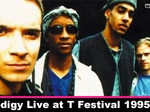The Prodigy Live at T Festival 1995 Skopje