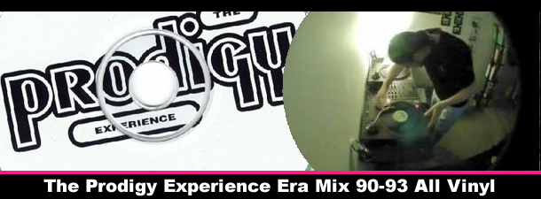 The Prodigy Experience Era Mix 90 93 All Vinyl