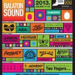 Balaton Sound Festival - Balaton Lake, Hungary