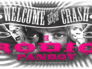 The Prodigy Fanboy Banner by cosmicbadger - Graphic Design - cosmicbadger.co.uk