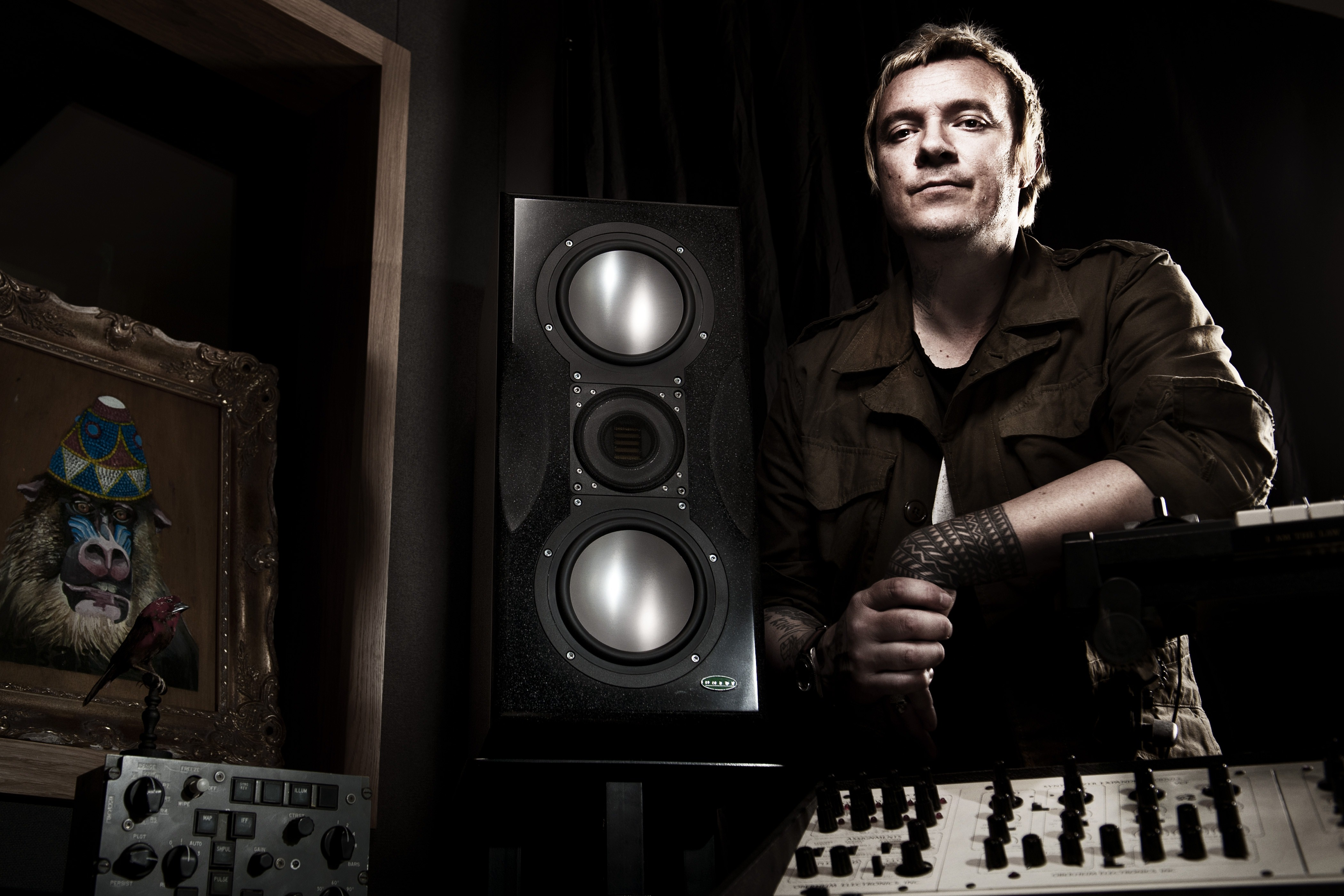 Monitored Liam Howlett The Prodigy The Prodigy Fanboy