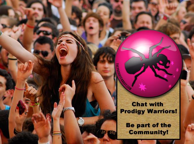 The Prodigy Fanboy Community Forum