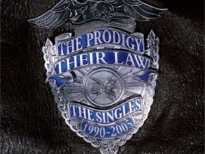 THEIR LAW- THE SINGLES 1990 - 2005 (DOUBLE SILVER LP) (W:STICKER SET)