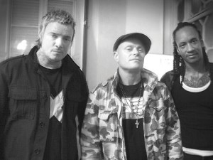 Liam Howlett, Keith Flint and Maxim are The Prodigy.