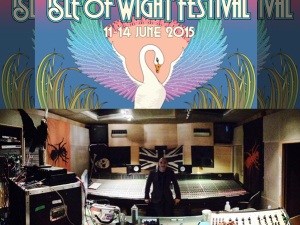 Isle of Wight Festival & New Album Chat