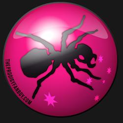 Danny Fanboy - Logo by Brian Pope