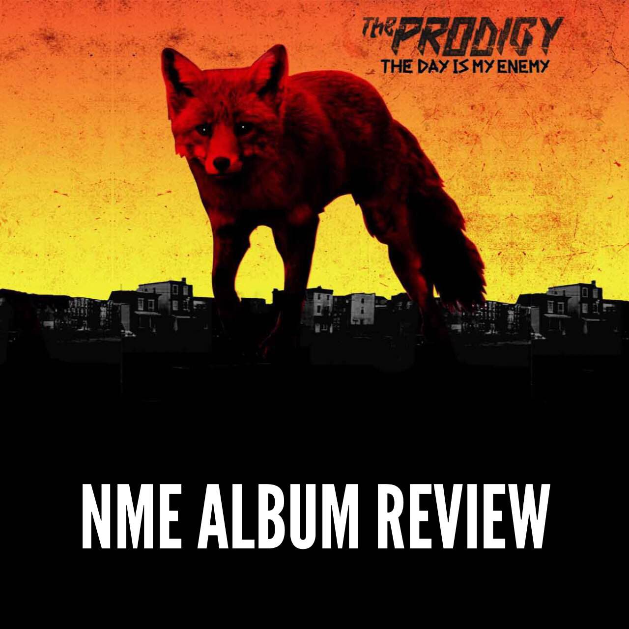 NME Review New Album The Day Is My Enemy : 8/10