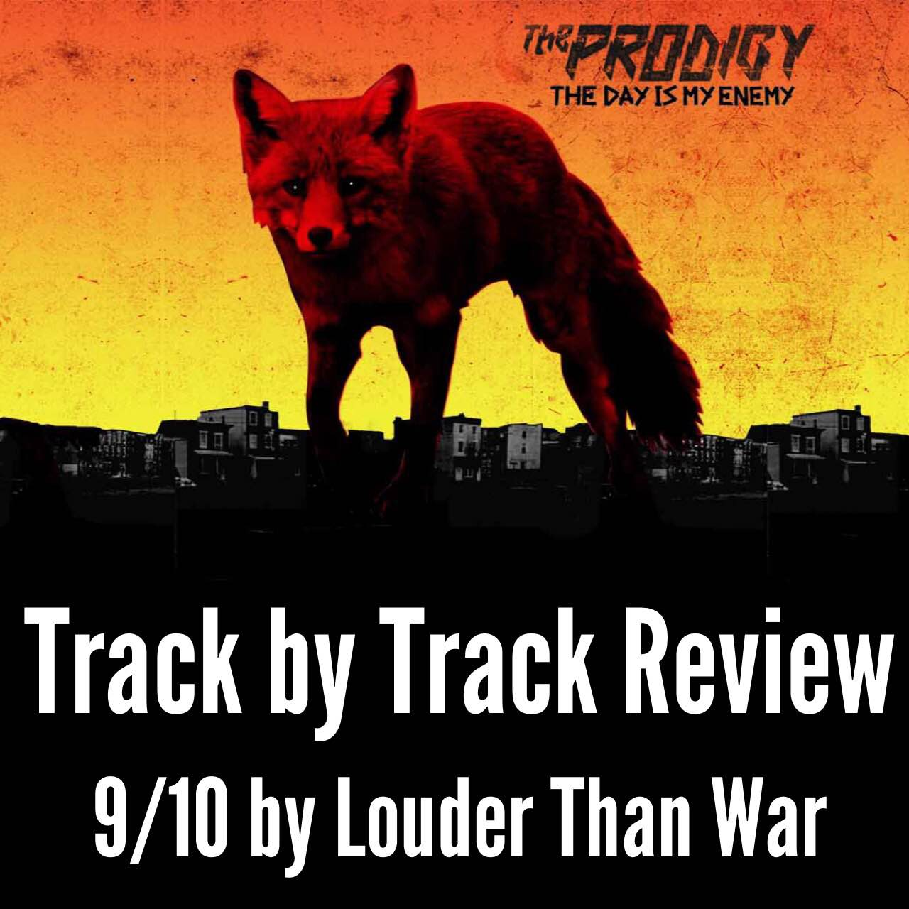 New Album Track By Track Review: 9/10 : by Louder Than War