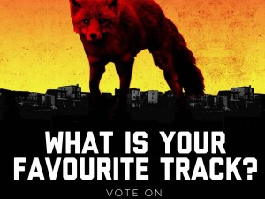 Poll on Forum: What Is Your Favourite Track from The Day Is My Enemy?