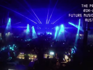Rok-Weiler Live (Future Music Tour - Australia 2015) Video by Bartleberry Logan