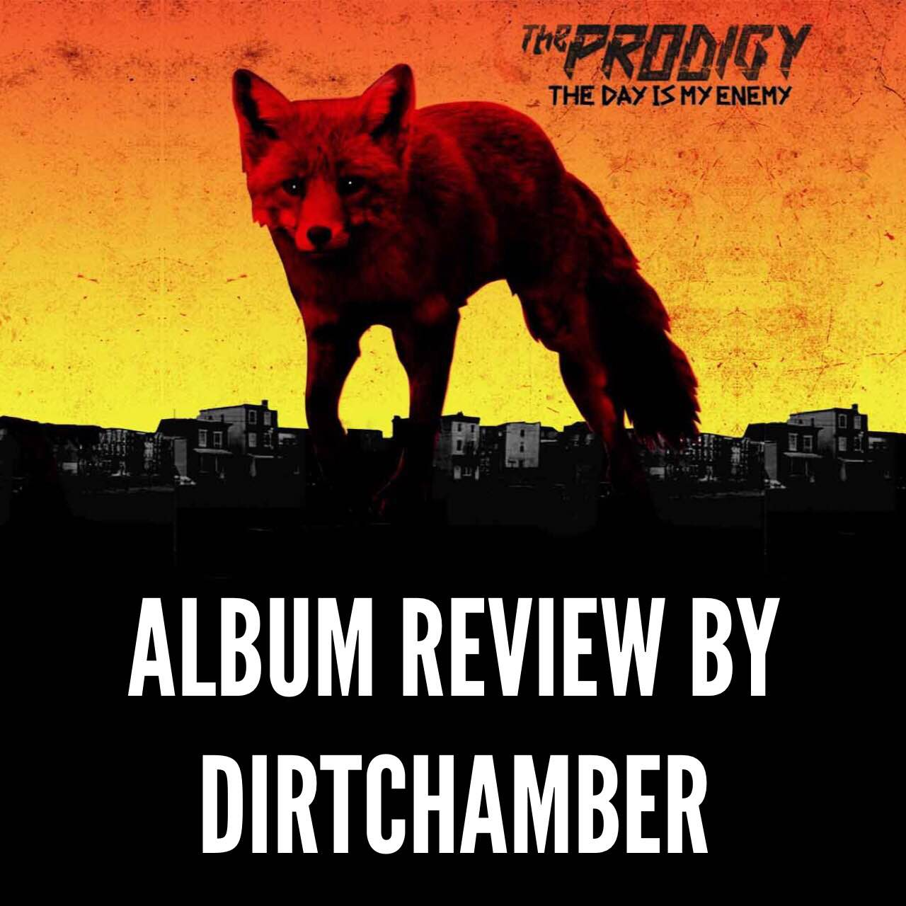 The Day Is My Enemy Album Fan Review by DIRTCHAMBER