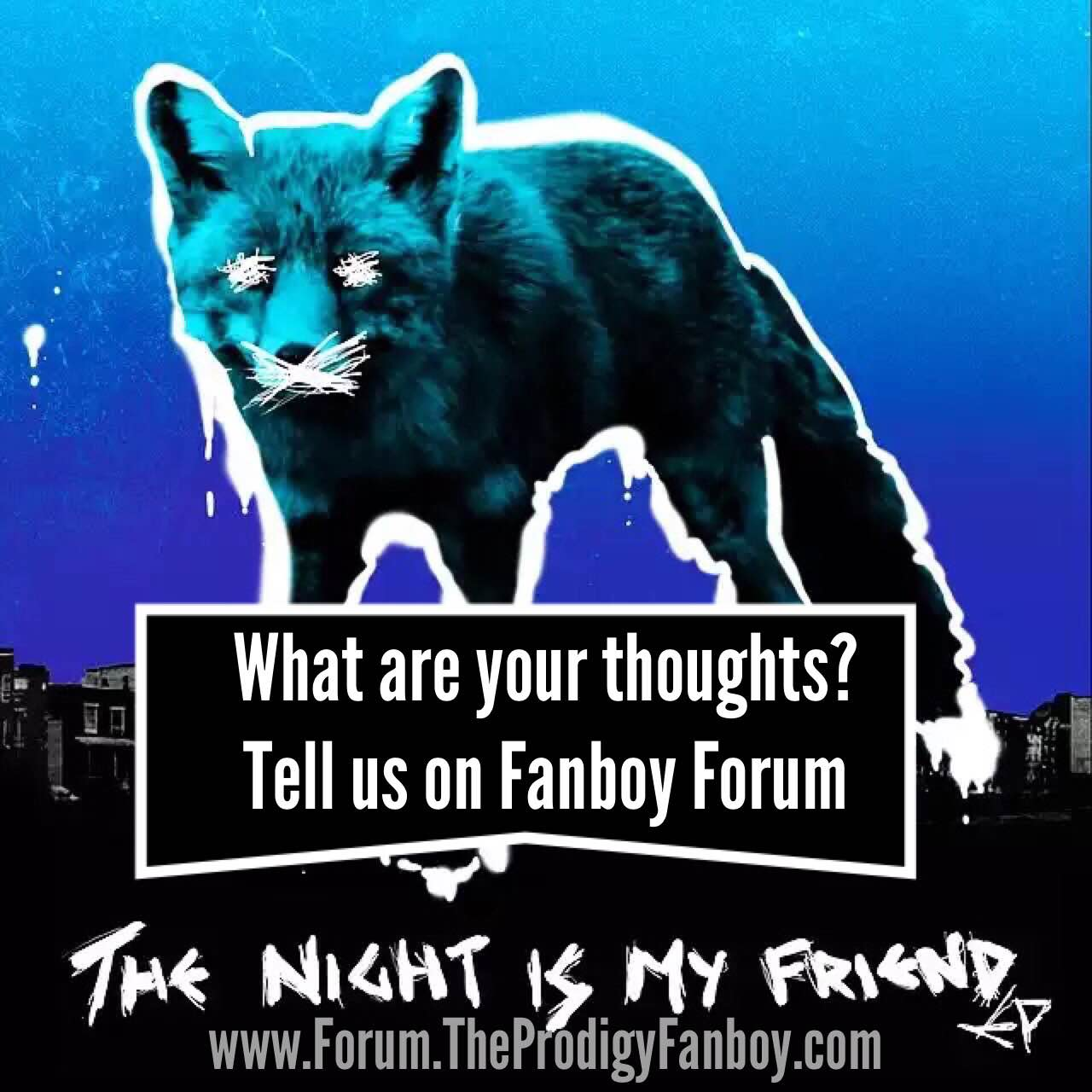 What Are Your Thoughts On The Night Is My Friend EP?