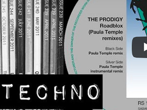 Roadblox Remixed by Paula Temple
