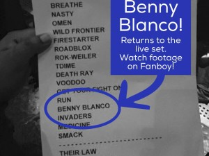 Hey Remember Me? Benny Blanco From The Bronx! - Benny Blanco is back! Watch the footage!