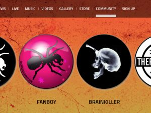 The Prodigy add Fansites to Official Website
