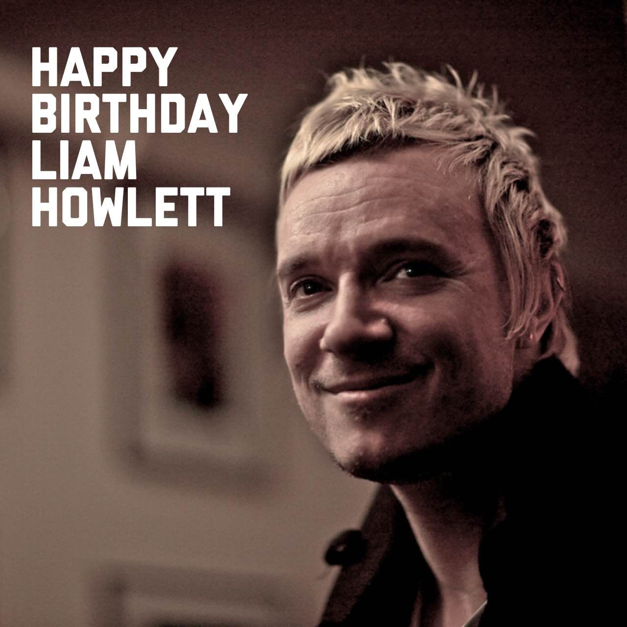 Happy Birthday Liam Howlett – Our Main Man is now 45 Years Old!