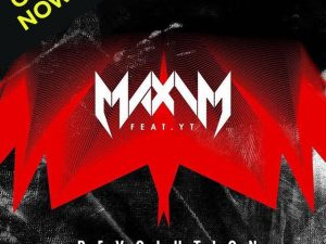 OUT NOW! Revolution by Maxim