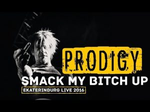 The Prodigy - Smack My Bitch Up (Ekaterinburg Live 2016)