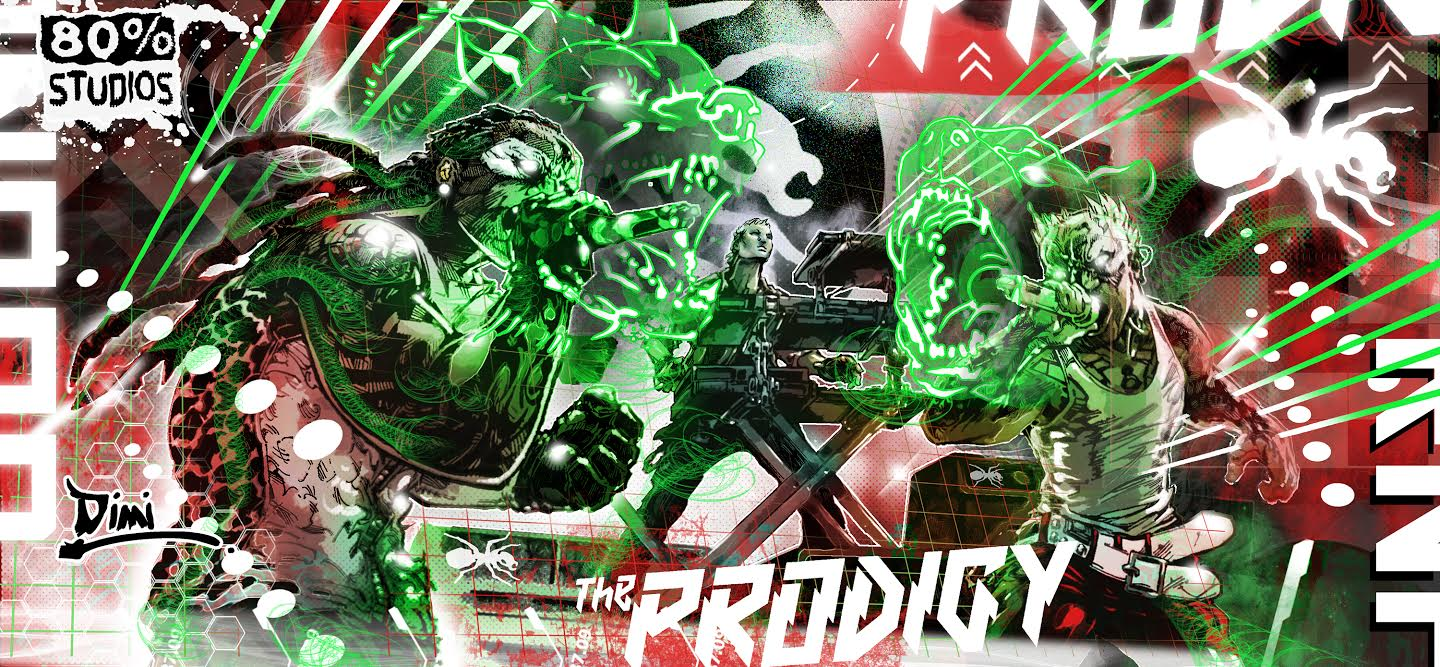 The Prodigy Fanboy Banner by 80% Studios